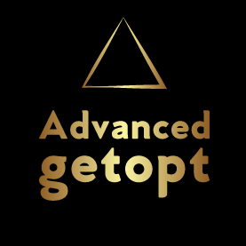 Advanced getopt, the C++ library