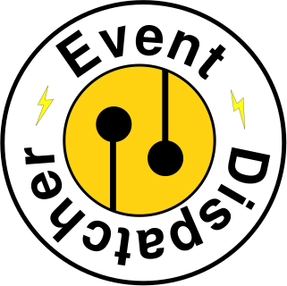 The Event Dispatcher Logo